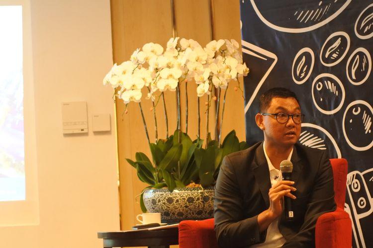 Wakil Direktur Utama PLN Darmawan Prasodjo