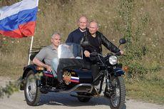 Seperti Jokowi, Putin Juga Pernah Dikomplain karena Dianggap Melanggar Lalu Lintas