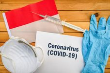 Covid-19 Cases Surge in 10 Indonesian Provinces