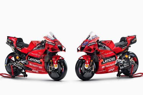 Berapa Berat Motor MotoGP?