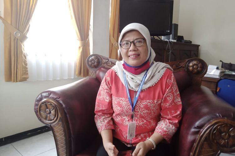 Romlah, Kepala Dinas Pemberdayaan Perempuan, Perlindungan Anak dan Keluarga Berencana Kabupaten Semarang