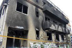 Cari Motif Pembakaran Kyoto Animation, Polisi Geledah Apartemen Tersangka
