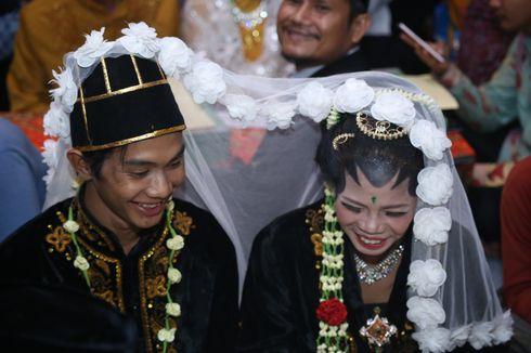 543 Pasangan Akan Ikuti Nikah Massal pada Malam Pergantian Tahun