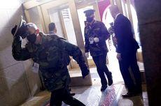 Ada Insiden, Aparat Tutup Sementara Gedung Capitol dan Evakuasi Peserta Geladi Bersih Pelantikan Biden