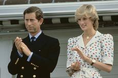 Pernikahan Charles dan Putri Diana Sudah Bermasalah Sejak Hari Pertama