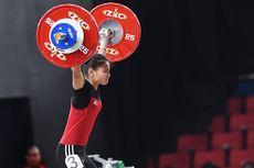 Olimpiade Tokyo, Harapan Indonesia pada Dua Kejuaraan Angkat Besi