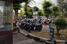 Tarif Parkir Progresif Uji Emisi Belum Berlaku untuk Sepeda Motor