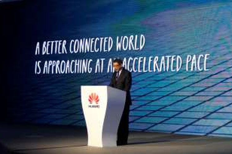 Executive Director of theboard and Chief Strategy Marketing Officer Huawei William Xu