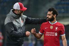 Liverpool Vs Atalanta, Klopp Konfirmasi Mo Salah Bebas Covid-19