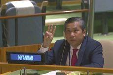 Duta Besar Myanmar untuk PBB Desak Larangan Terbang ke Myanmar, Usai Lebih dari 600 Jiwa Tewas