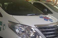 Ambulans Alphard di Surabaya Bertarif Rp 24.000 Per Kilometer