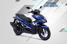 Tanpa Pemberitahuan, Yamaha Segarkan Tampilan Aerox