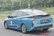 Hasil Konsumsi BBM Prius PHEV Tempuh Jakarta-Yogya PP, Tembus 30 Kpl