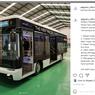 Karoseri Adiputro Kenalkan Bus Medium Monokok, Futuristik