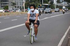 Banyak Pesepeda Jadi Korban Begal, Kadishub: Hindari Bawa Barang Berharga