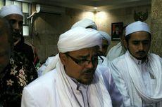 Besok, Penyidik Periksa Rizieq Shihab sebagai Ahli dalam Kasus Ahok