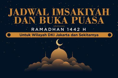 Jadwal Imsak dan Buka Puasa di Jakarta Hari Ini, 15 April 2021