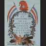 Semboyan Revolusi Perancis: Liberté, Egalite, Fraternité
