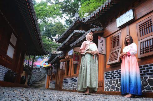 6 Wisata Kampung Korea di Indonesia,  Sulawesi Hingga Sumatera