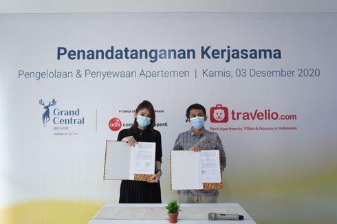 ACP Gandeng Travelio Fasilitasi Penyewaan Unit Grand Central Bogor