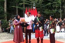 Jokowi: GDP Kita Peringkat 16 Dunia Masih Mengeluh, Jangan Kufur Nikmat!