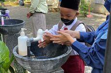 Sekolah Diwajibkan Punya Tempat Cuci Tangan sebagai Syarat Pembelajaran Tatap Muka