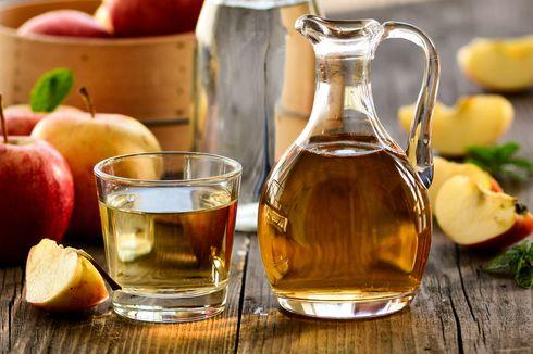 Menambahkan Cuka Apel ke Dalam Menu Diet Bantu Hancurkan Lemak Perut
