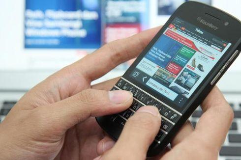 BlackBerry Messenger Dikeluhkan Tidak Bisa Kirim Pesan