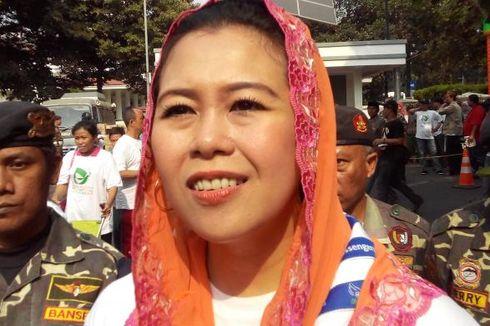 Yenny Wahid: Agnez Mo Sudah seperti Adik Saya Sendiri