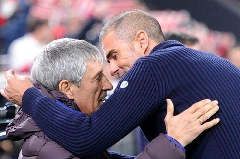 Athletic Bilbao Vs Barcelona, Gaizka Garitano Puas Bisa Singkirkan El Barca