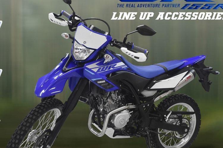 Aksesori resmi Yamaha WR 155 R