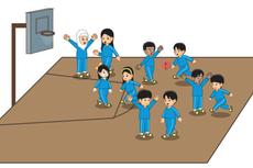 Gerak Spesifik Permainan Bola Basket