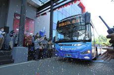 Transjakarta Uji Coba Bus Listrik Rute Blok M-Balai Kota, Bisa Naik Gratis
