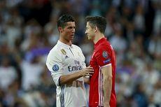 Kisah Lewandowski yang Tolak Rayuan Ronaldo Gabung Real Madrid