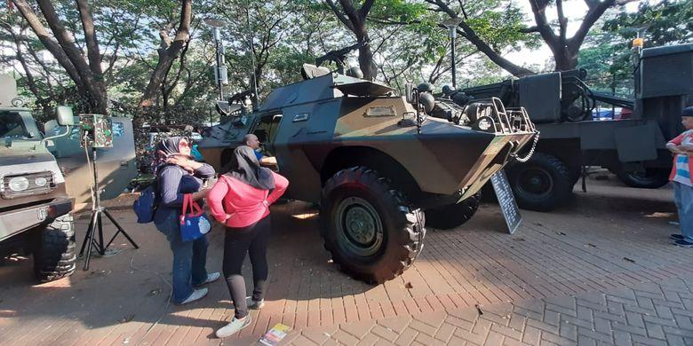 Zona Militer di Otobursa Tumplek Blek 2019