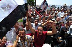 Ribuan Pendukung Mursi Turun ke Jalan, Militer Mesir Siaga Penuh