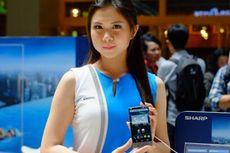 Sharp Boyong Ponsel Tanpa Bezel ke Indonesia