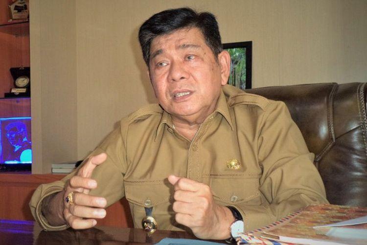 Wakil Bupati Kupang, Nusa Tenggara Timur, Jerry Manafe. (Antara/ Benny Jahang)