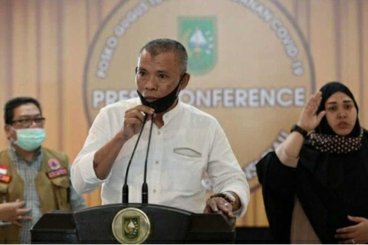 Kepala Dinas Pendidikan (Disdik) Riau, Zul Ikram