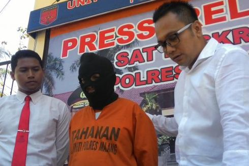 Cabuli Lima Siswi SD, Penjual Mainan Keliling Ditangkap Polisi