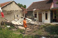 Ini Dampak Angin Puting Beliung di Desa Sukaharja, Bogor