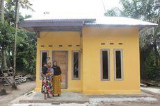 750 Warga di Provinsi Riau Dapat Bantuan Renovasi Rumah Rp 20 Juta