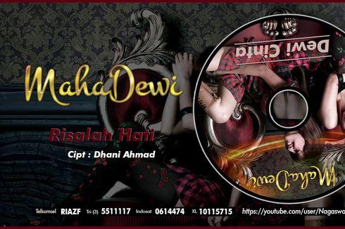 Lirik dan Chord Lagu Risalah Hati dari Mahadewi