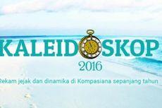 Kaleidoskop 2016: Jejak Perjalanan Warga di Kompasiana