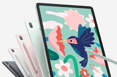 Samsung Janji Galaxy Tab S7 FE Akan Dapat Sinyal 5G di Indonesia