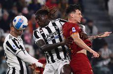 Hasil Juventus Vs AS Roma: Menang 1-0, Juve Rangkai 5 Tripoin Beruntun