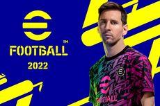 eFootball 2022 Dapat Ulasan Terburuk di Steam
