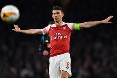 Alasan Arsenal Copot Ban Kapten Koscielny