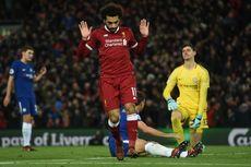 Hasil Liga Inggris, Liverpool Vs Chelsea Berakhir Imbang