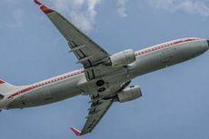 Garuda Indonesia Pastikan Penerbangan di Soetta Sudah Normal